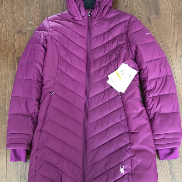 Woman's Spyder Jacket